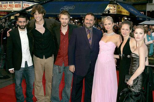 "2005 - ""House Of Wax"" Лондон Premiere"