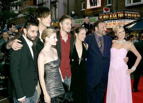 "2005 - ""House Of Wax"" London Premiere"