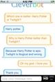 2nd Cleverbot Conversation
