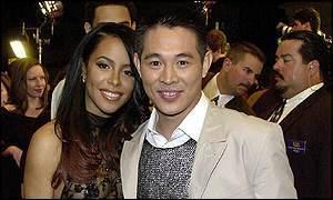 आलिया & Jet Li