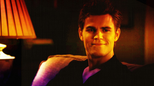 Adorable Stefan!