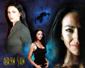 tv-female-characters - Aeryn Sun wallpaper