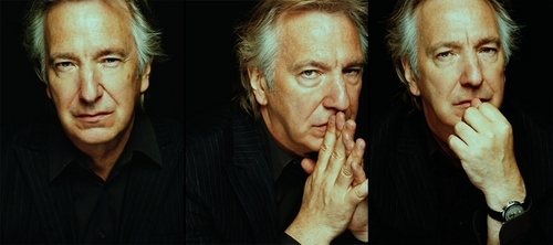 Alan Rickman - The One and Only