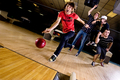 All Time Low - Bowling photoshoot 2008