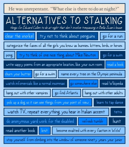 Alternatives to stalking