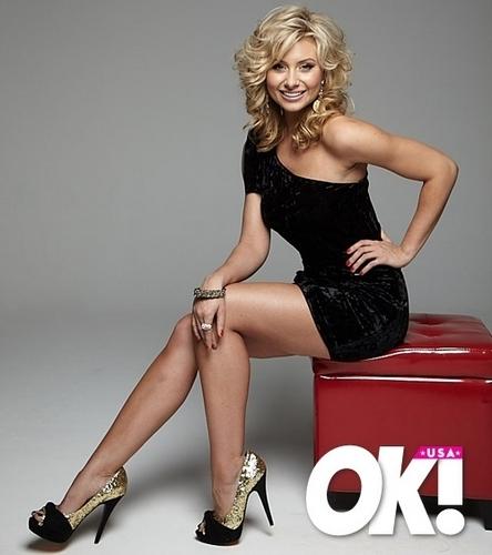 Aly Michalka OK Magazine