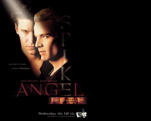 TV Male Characters wallpaper called angel