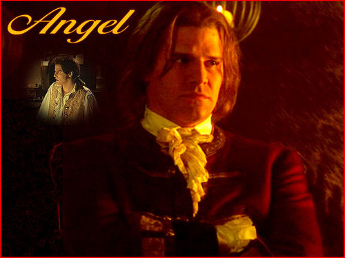 TV Male Characters wallpaper titled Angel