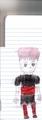 Anime boy - anime fan art