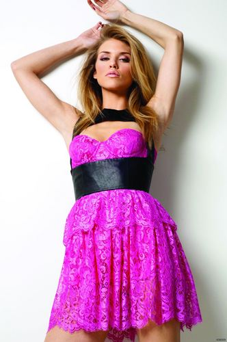 90210 wallpaper containing a cocktail dress called AnnaLynne McCord - Photoshoots