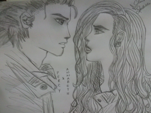 Annabeth and Percy