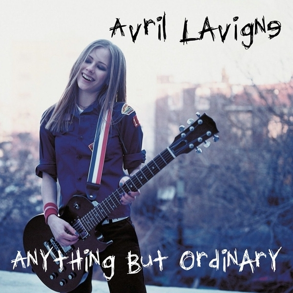 Anything-But-Ordinary-FanMade-Single-Cover-avril-lavigne-17868553-600 ...