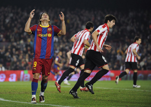 B. Krkic (Barcelona - Athletic Bilbao)