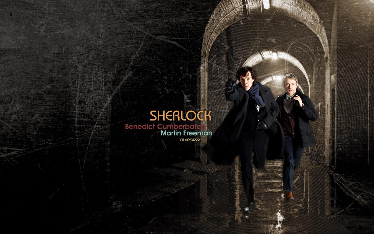 wallpapers sherlock holmes bbc - photo #13