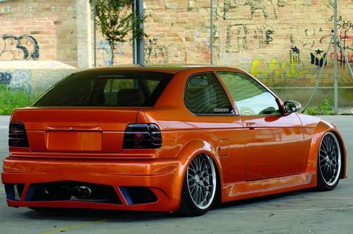 Bmw Images Bmw Compact Tuning Hd Wallpaper And Background