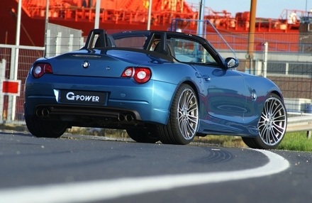 BMW Z4 3.0 KOMPRESSOR door G-POWER