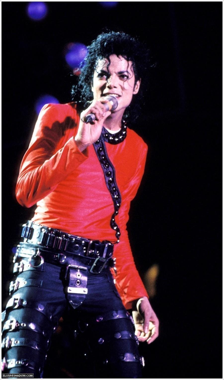 Bad tour MJ <3