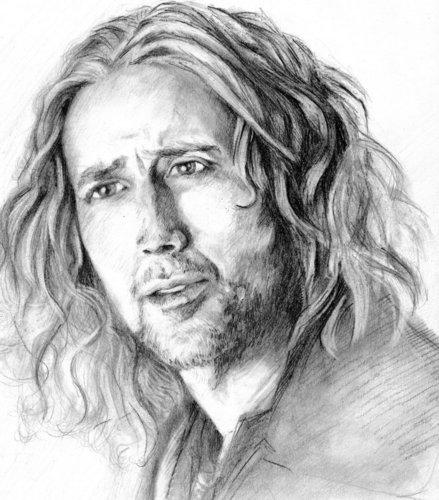 Balthazar Blake drawing