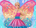 Barbie: A Fairy Secret - peminat art (remake)