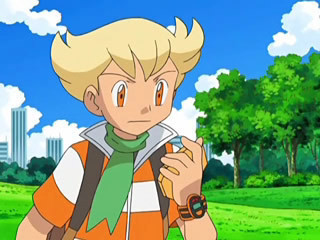 Jun (pokemon) wallpaper possibly with anime called Barry!!
