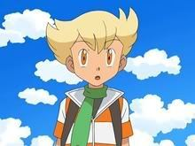 Pokemon Guys wallpaper possibly containing anime entitled Barry