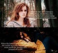 Bella vs Hermione