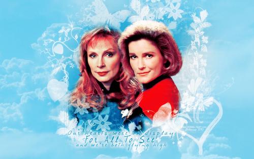 Beverly & Katherine