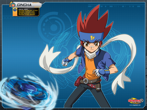 Beyblade Metal Fusion wallpaper containing anime called Beyblade.M.F