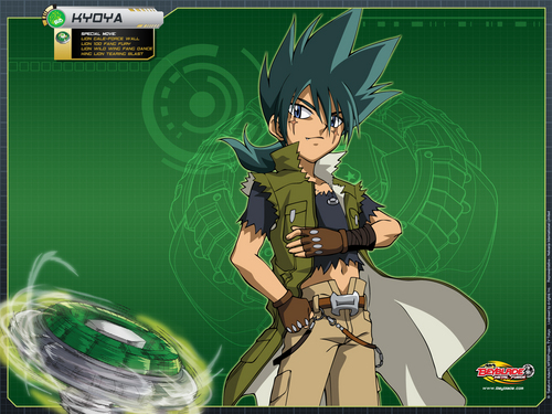 Beyblade Metal Fusion Hintergrund with Anime titled Beyblade.M.F