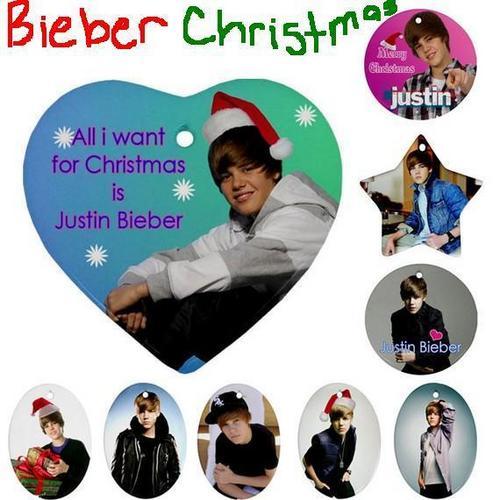 Bieber Christmas ! (: