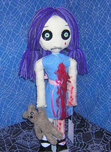 Bloody Doll