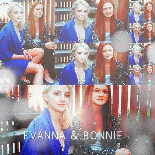 Bonnie&Evanna