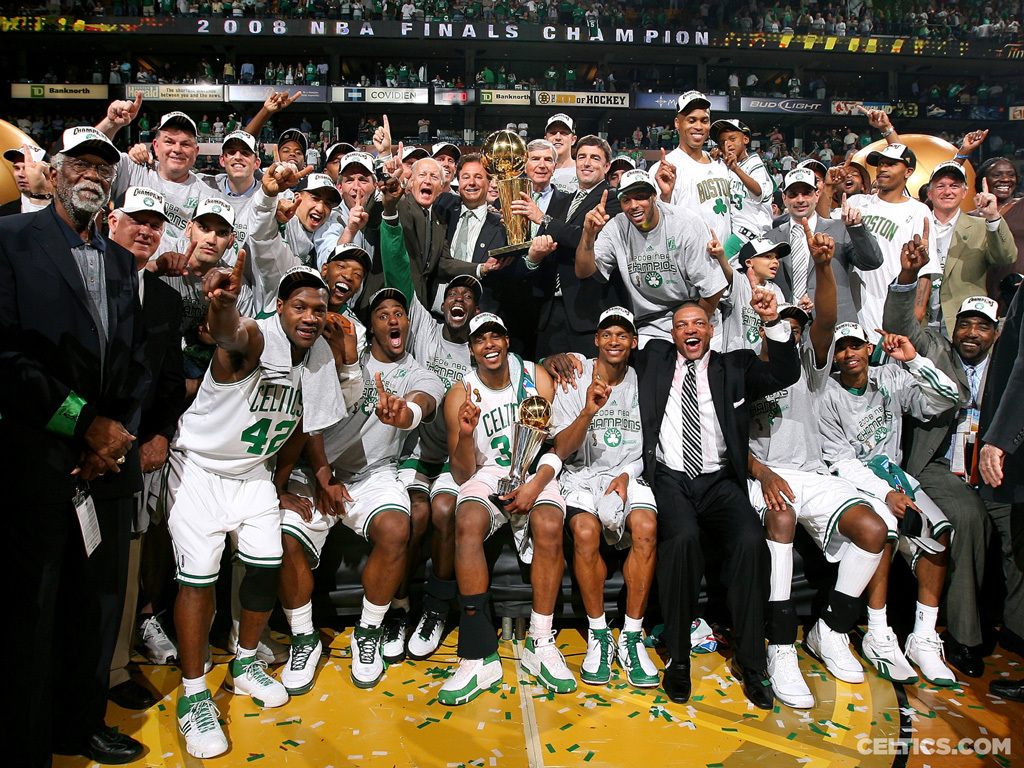 Boston Celtics images Boston Celtics World Championship ...