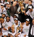 Boston Celtics World Championship 2008