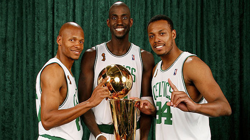 Boston Celtics Hintergrund entitled Boston Celtics