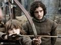 Bran Stark & Jon Snow