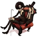 Brook and Luffy - one-piece photo