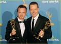 Bryan and Aaron- Win their Emmys - breaking-bad photo