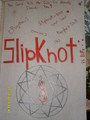 By me :D - slipknot fan art