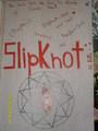 By me :D - slipknot fan art