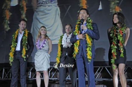 Cast @ Hawaii Five-0 Premiere Party