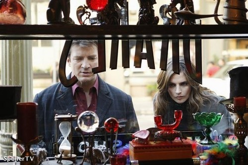 istana, castle - Episode 3.12 - Poof! You're Dead - Promotional foto-foto