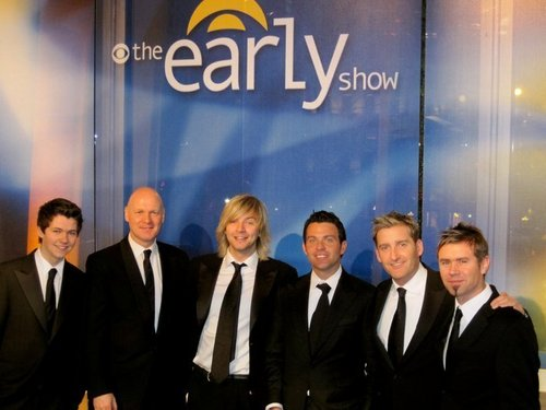 Celtic Thunder on The Early mostrar