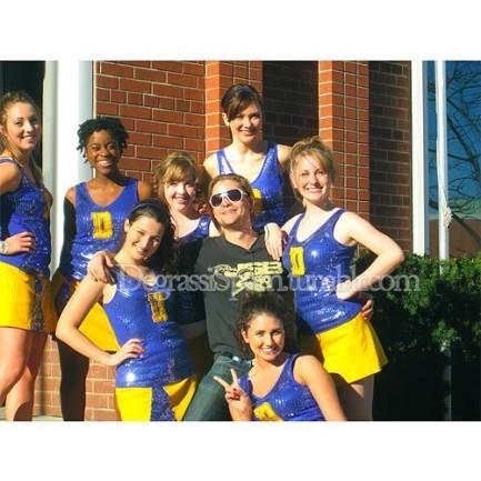 Cheerleader Aislinn