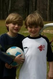 Chris when he was little:))