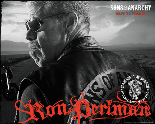 Sons Of Anarchy wallpaper entitled Clay Morrow
