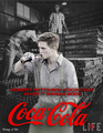 Coca Cola Rob - robert-pattinson fan art