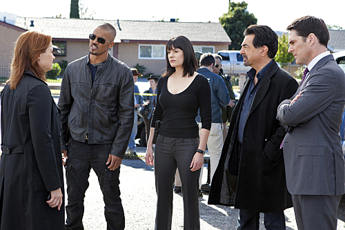 Criminal Minds پیپر وال with a business suit, a dress suit, and a well dressed person entitled Criminal Minds - Episode 6.13 - The Thirteenth Step - Promotional تصاویر