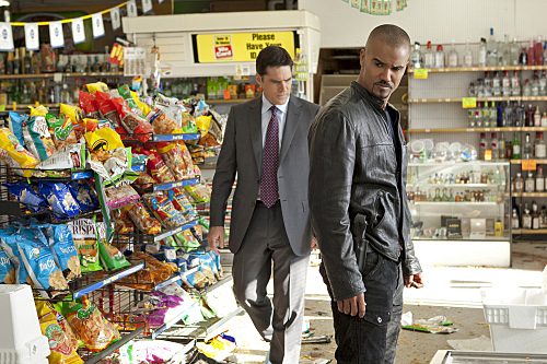 Criminal Minds - Episode 6.13 - The Thirteenth Step - Promotional ছবি