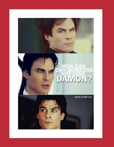 Damon Salvatore <3333